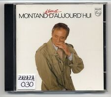 Yves Montand CD D'Hier Et D'Aujourd'Hui - Philips 811 850-2 - West Germany