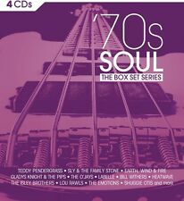 Box Set Series: 70s Soul [CD New]