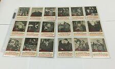 1964 Addams Family Complete Card Set