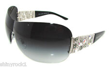 Authentic BVLGARI Shield Sunglasses BV 6071B - 102/8G *NEW*