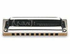 Suzuki Harmonica Manji M-20 Professional Diatonic 10-Hole Key of F Japanese