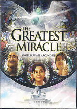 SEALED - The Greatest Miracle / El Gran Milagro DVD NEW Eng, Spanish SHIPS NOW !