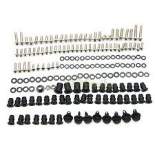 For KAWASAKI 06-11 ZX14R ZZR1400 Complete Fairing Bolts Screws KIT New