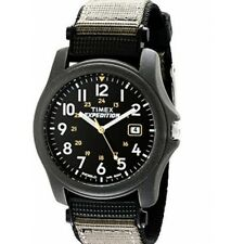 Timex Unisex T42571 Quartz Expedition Camper Watch With Black Dial Analogue Disp
