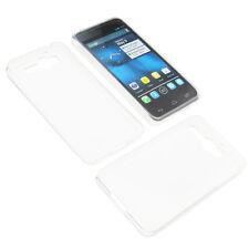 Tasche für Alcatel One Touch Star / 6010D Handytasche Hülle TPU Transparent
