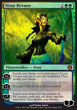 MAGIC Nissa Revane PROMO VF NEARMINT *FOIL* PLANESWALKER MTG