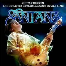 "SANTANA ""GUITAR HEAVEN THE GREATEST GUITAR..."" CD NEU"