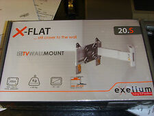 "Exelium 20. S x-flat (Slim Para Pared) Tv Bracket 15 "" -32"" (Loc bajo S15)"