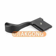 Thumb Up Grip Black for Leica X Vario D-Lux 6 5 X2