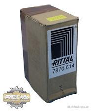3 Stück Rittal DK 7870.614 Hutschienenmodul DK 7870614