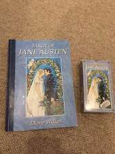 Diane Wilkes TAROT OF JANE AUSTEN Scarabeo card deck & book 2007 illustrated