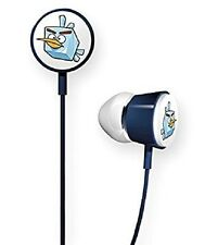 Gear4 HAB011G Angry Birds Space In-Ear Stereo Earbuds Headset Headphone Ice Bird