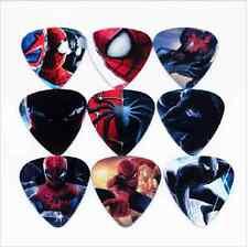 Spider Man Spider-Man Parker Guitar Picks Lot of 10 .71 mm Medium US Seller New