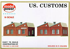 U.S. Customs Warehouse - N Gauge - Model Power