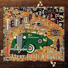 STEVE & THE DUKES EARLE - TERRAPLANE  CD + DVD NEU
