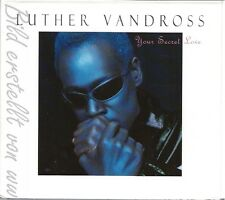 CD--LUTHER VANDROSS -- -- YOUR SECRET LOVE