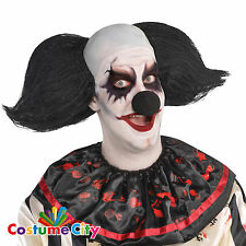 Adulti Nero Schiuma Clown Del Circo Naso Halloween Horror Costume Accessorio