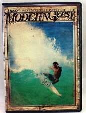 REEF presents PATH OF THE MODERN GYPSY DVD Surf Film Documentary Extreme Sports