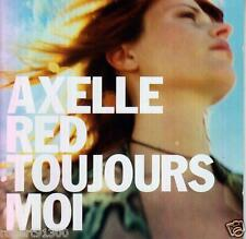 CD AUDIO.../...AXELLE RED.../...TOUJOURS MOI.../......