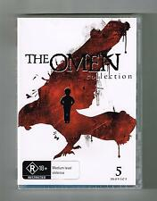 The Omen Collection All 5-Movies Edition : Dvd 5-Disc Set Brand New & Sealed