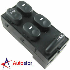 New Driver Side Power Window Lock Switch For Buick Century Regal 97-05 10433029