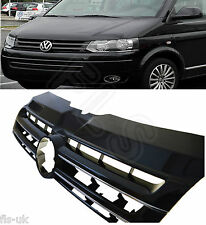 VW T5 TRANSPORTER HIGH QUALITY FRONT GRILLE FROM 2009 ONWARDS - VWT5FG-WB