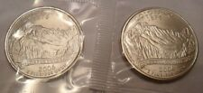 2006 P & D Colorado Quarter Set (2 Coins) *Mint Cello* *Free Shipping*
