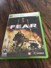 Fear Xbox 360 Cib Game Tested Works XG2