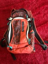 Dakine Nomad hydration Backpack Used~ Pockets Pouches W/O 100oz Bladder