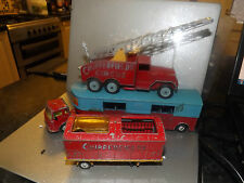 Corgi Chipperfield's Circus Set crane case horse box 1130 1123 1121 JOB LOT