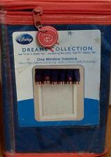 Disney Window Valance - How To Be A Sports Fan - BRAND NEW IN PACKAGE