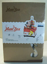 3D WOODEN PUZZLE/MUSIC BOX KIT-BIRTHDAY THEME-DIY-ROBOTIME