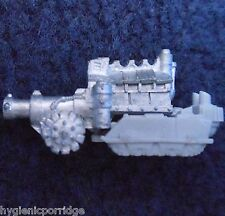 1995 Epic Ork braincrusha Games Workshop Warhammer 6mm 40K Orco Ejército Battlewagon