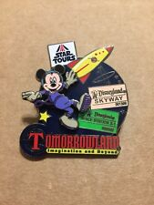 Artist Proof AP DISNEY PIN Tomorrowland Imagination & Beyond Star Tours E Ticket