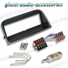 Peugeot 406 Facia Fascia Car Audio Stereo Fitting Kit Adapter Plate