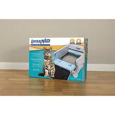 """LitterMaid Automatic Self-Cleaning Litter Box, 34"""" L X 17.5"""" W X 8.5"""" H"""