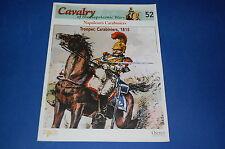 Cavalry of the Napoleonic Wars NAPOLEON'S CARABINIERS Osprey Del Prado