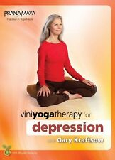 VINIYOGA THERAPY FOR DEPRESSION FOR BEGINNERS TO (Kraftsow) - DVD - Region Free