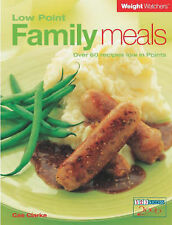 Weight Watchers Slimming Cookery Book Family Meals Low Point 60 Recipes VGC