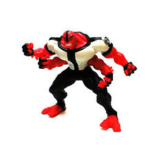"Cartoon Network Ben 10 Large 12"" FOUR ARMS 4 figure, used, V.RARE!"