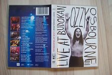 Ozzy Osbourne - Live at Budokan (2002)