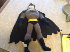 Tory works justice league Batman and Robin plush toys