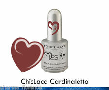 ChicLacq Cardinaletto Smalto Semipermanente UV Soak-Off Nail Polish Unghie KyLua