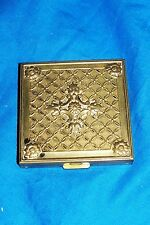 Vintage Volupte Powder Compact Mirror Old Ladies Women's Victorian Makeup 30s