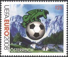 Austria 2008 euro 2008 campeonatos de fútbol/lindwurm/Bola/montañas 1v at1169