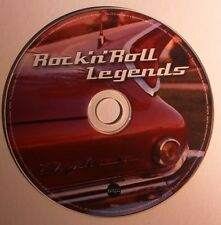 ROCK N ROLL LEGENDS CD NoCover Tutti Frutti Great Balls of Fire I fought the law