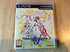 Tales Of Graces F PS3 Game! Complete! Look In The Shop!