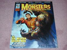 FAMOUS MONSTERS # 288 - Six Million Dollar Man cover, regular version, brand new