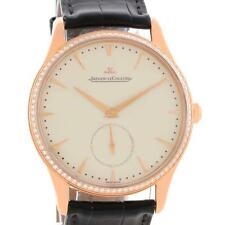Jaeger Lecoultre Master Control Rose Gold Diamond Watch Q1352502