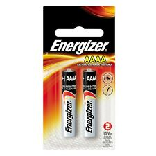 Energizer AAAA Batteries (2-Pack) E96 Exp. 2020